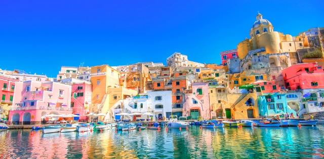 Procida - İtalya