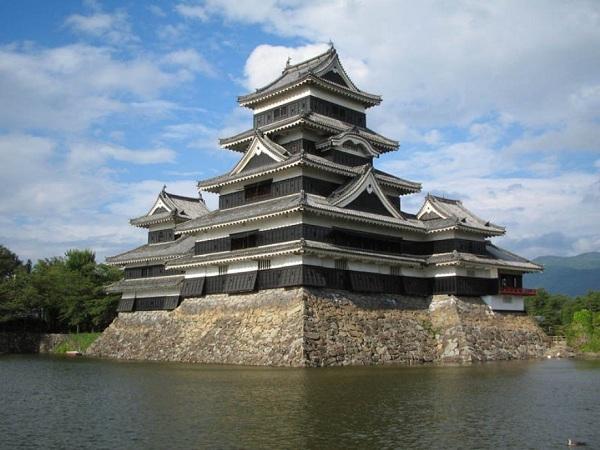 Matsumoto Kalesi - Japonya